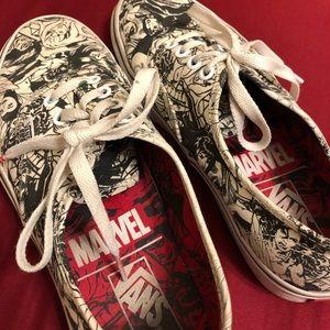 Vans Unisex Marvel Women Skate Shoes
